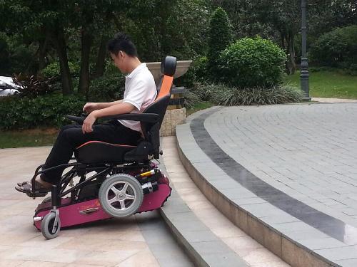 sillas de ruedas electricas oruga
