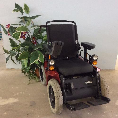silla de ruedas electricas segunda mano