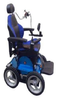 Silla el ctrica con control de barbilla ayudas 003 - Tamano silla de ruedas ...
