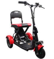 SCOOTER TRICICLO PLEGABLE AYA