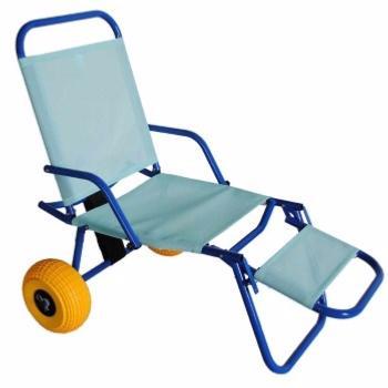 silla tumbona oceanic sun para playa y piscina
